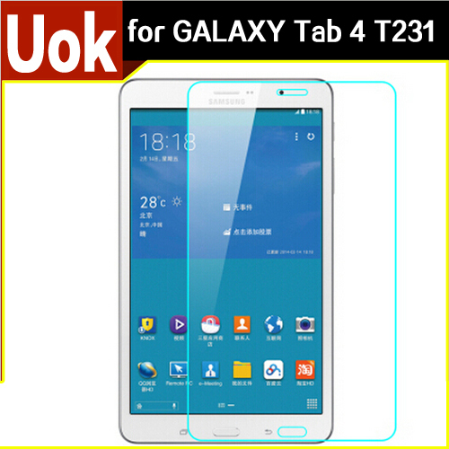 0.3mm Tempered Screen Glass for Samsung Galaxy Tab 4