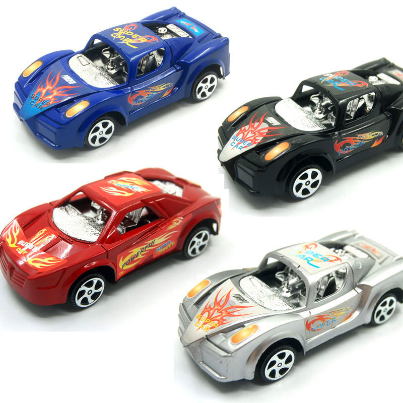 The new toy stall selling small car mini back to power children's toys wholesale supply manufacturers selling 30g(China (Mainland))