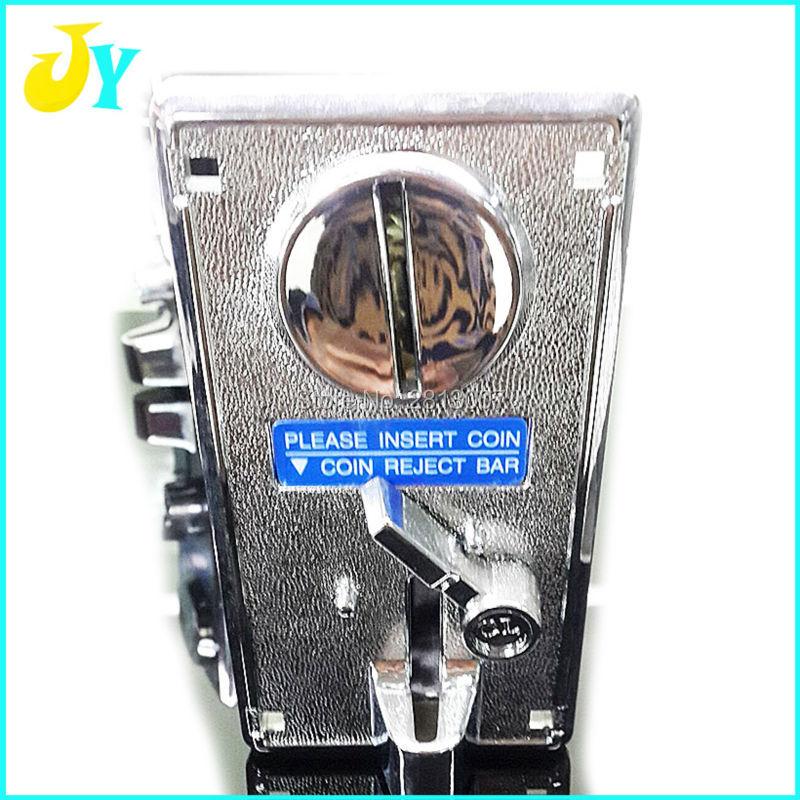 arcade machine coin mechanism