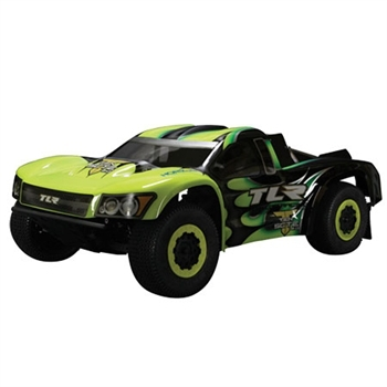Factory Price! Team Losi Racing TEN-SCTE 2.0 Short Course Truck 1/10 Kit TLR03000(China (Mainland))