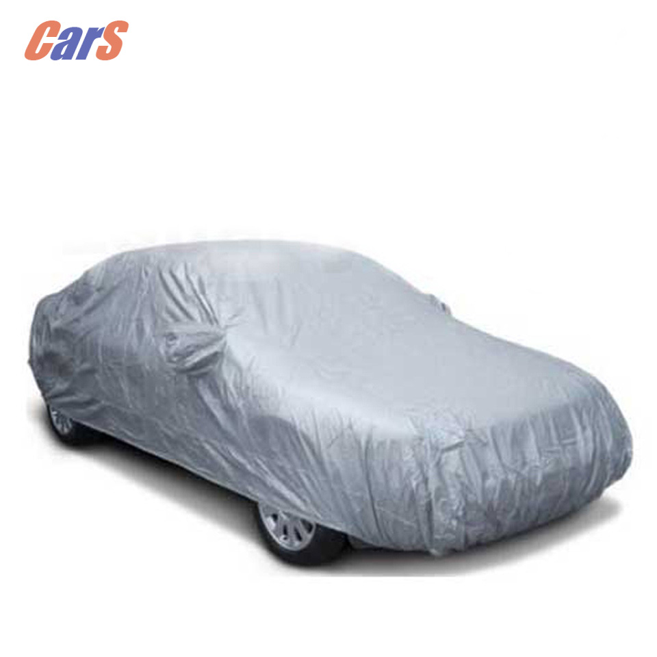Durable Car Covers Car Sunshade Sunproof Dust-proof Rain Resistant Protective Cover for Cowin/Tianyu SX4/Jetta/Excelle sedan(China (Mainland))