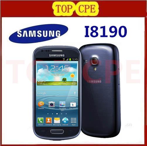 "I8190 Original Samsung Galaxy S3 mini I8190 Phone Dual-core 4.0""Touch 5MP Camera 8GB WIFI Unlocked Refurbished Mobile phone(China (Mainland))"