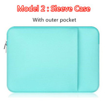"2016 Newest Sleeve Case For Macbook Laptop AIR PRO Retina 11"",12"",13"",15 inch, Notebook Bag 14"" ,13.3"",15.4"",Free Drop Ship XL01(China (Mainland))"