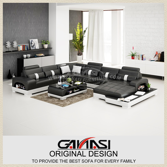 buy furniture in china,furnitures for home,white leather sofa(China (Mainland))