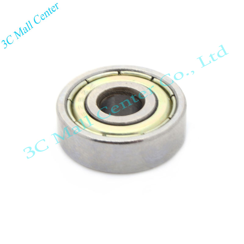 10pcs lot 624ZZ ball 4 13 5 mm chrome steel bearing for 3D Printer Free shipping
