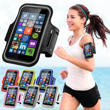 Buy Adjustable Sport GYM Armband Oppo F1s Oppo A59 Oppo R7s R9 R9s Oppo F1 Plus Waterproof Jogging Mobile Phone Bag for $2.69 in AliExpress store