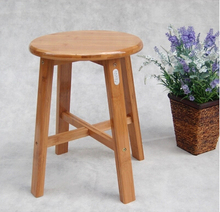 Bamboo Stools Creative Environmental Design Stool Changing His Shoes  Casual Meals Other Wood Stool(China (Mainland))