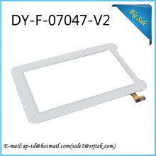 """7"""" White DY-F-07047-V2 For Aldi Medion Lifetab E7312 Touch Screen Digitizer Panel Glass Sensor Tablet Pc Repairment Parts"""