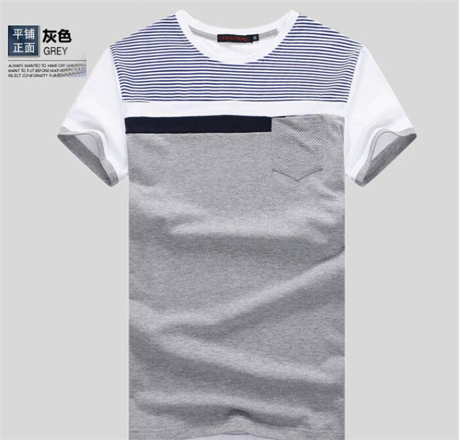 2015 Patchwork Summer Style Army Clothes T Shirt Men Juventus Print Letter O-Neck Casual Men Clothes Skate 2 Color lzc-484(China (Mainland))
