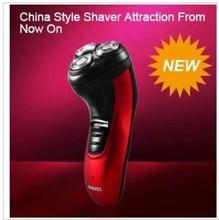 black men shaver promotion