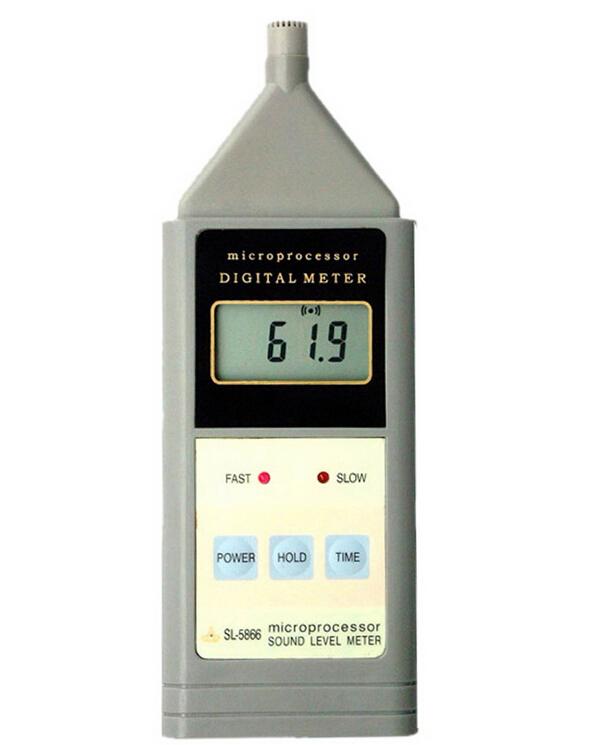 Sound Level Meter SL-5866 Portable Digital Noise Meter Decibel Monitor Tester SL5866<br><br>Aliexpress