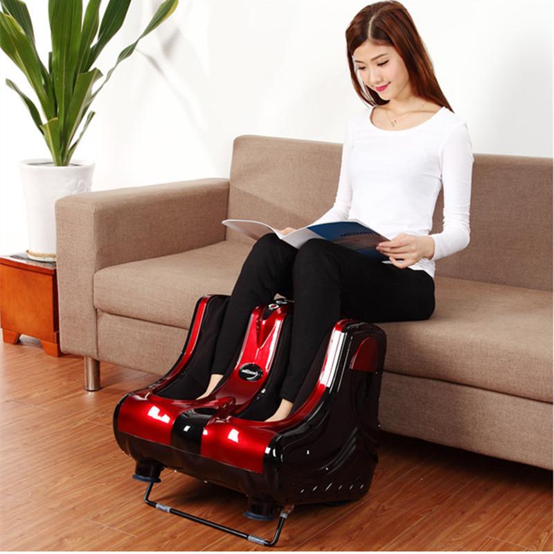 Health care shiatsu foot massager electric vibration ...