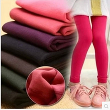 2015 new fashion baby girls autumn winter leggings children warm harem pants  pantalones Pantyhose skirt toddler kids Trousers