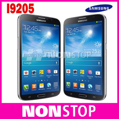 "Unlocked Original Samsung Galaxy Mega 6.3 I9200 i9205 GPS Wi-Fi 8.0MP 6.3""TouchScreen 8GB Unlocked Refurbished Phone(China (Mainland))"