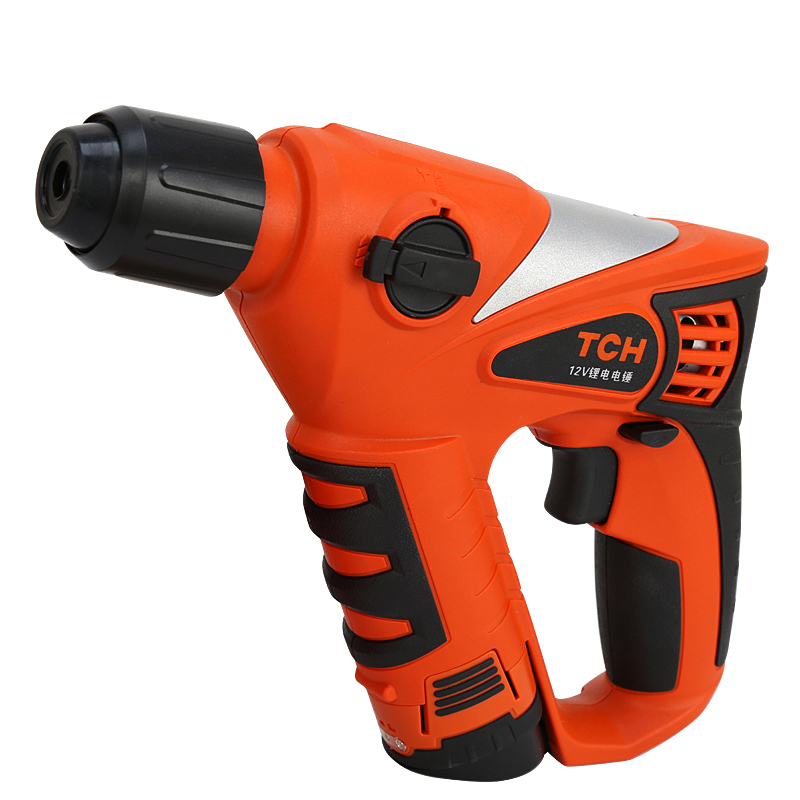 12V lithium rechargeable power tools electric drill hammer multifunctional household dual-purpose electric drill(China (Mainland))