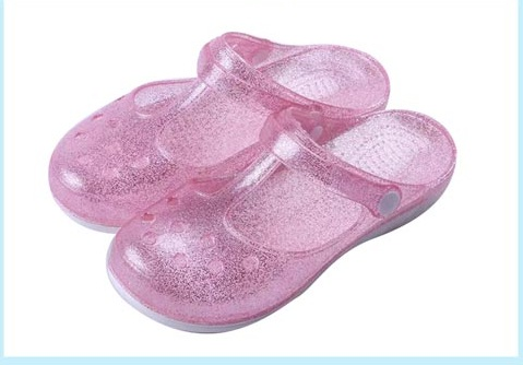 2016 Beach Sandals Big Sizes Wholesale Women Summer Style Clogs Models Shoes Garden Sildes Flat Slippers Shoes jelly sandals(China (Mainland))