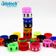 Buy 100Pcs/Lot silicone rubber band Non Slip protection wide vape band electronic cigarette mechanical mod RDA RBA vaporizer for $16.80 in AliExpress store