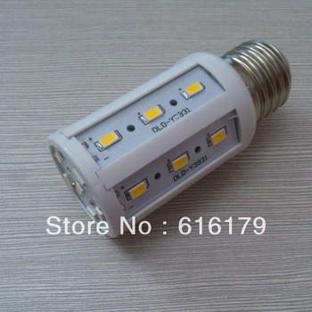 Drop shipping and Free shipping dhl !!!! 20X 7W LED Corn Bulb E27/B22/E14/B15 24SMD 5730 LEDs  2 years warranty CE ROHS