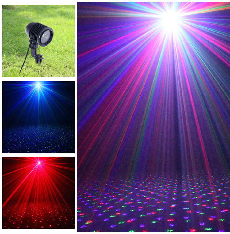 outdoor rgb laser light show projector waterproof garden laser lights. Black Bedroom Furniture Sets. Home Design Ideas