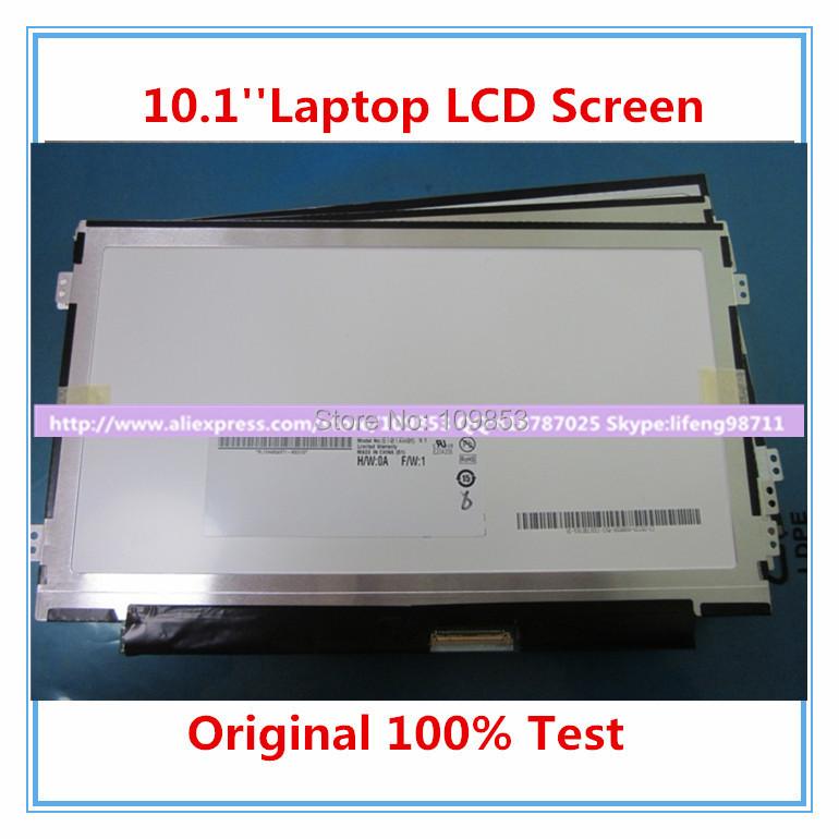 10.1 Slim Laptop Lcd Screen B101aw06 V.1 B101AW02 N101l6-l0d LTN101NT05 SUPER SLIM(China (Mainland))