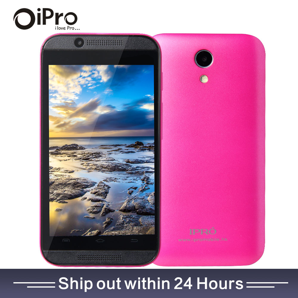 "Hot Sale 2015 Original Ipro Mobile Phone 4.0"" MTK6572 Android 4.4.2 Cell Phones Dual Core android Smartphone RAM 512MB ROM 4GB(China (Mainland))"