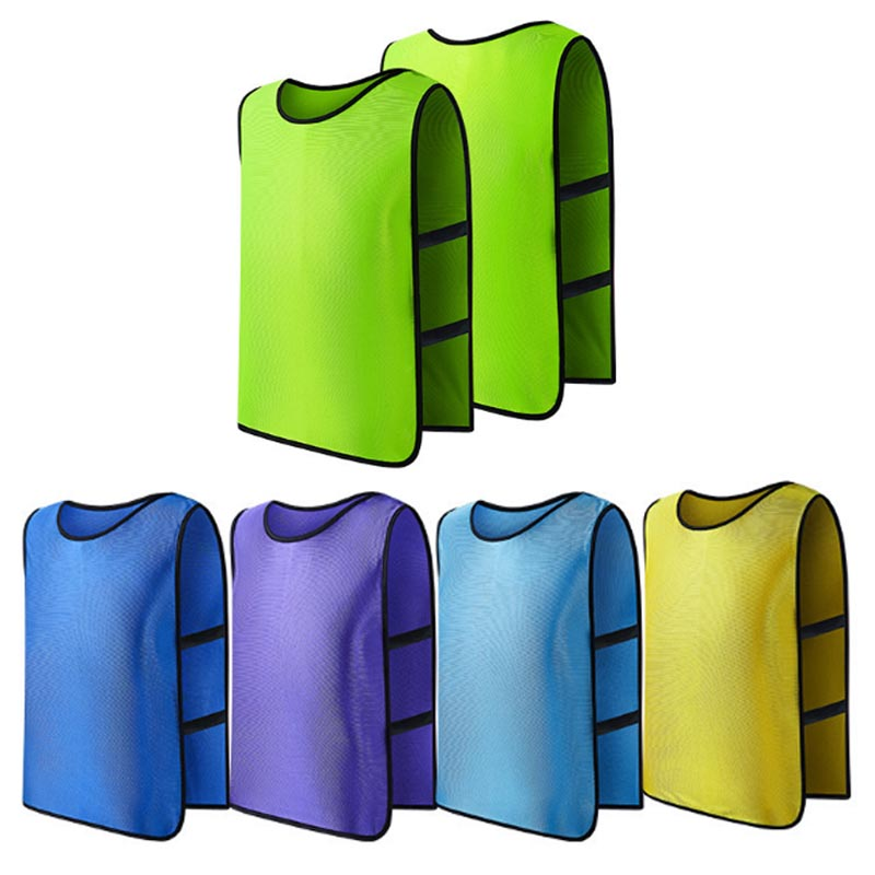 13-Colors Ultra-light Breathable Quickly-Dry adult/kids Soccer Jersey Football/Basketball Training Vest Training Clothes(China (Mainland))