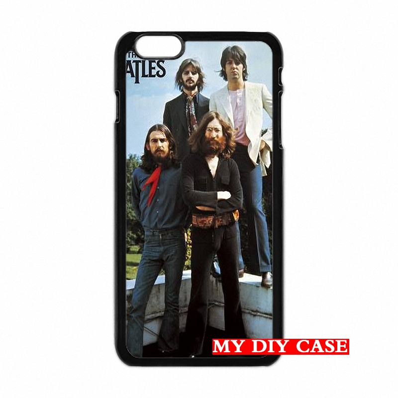 For LG G2 G3 G4 iPhone SE 4S 5 5S 5C 6 6S Plus iPod Samsung Note 2 3 4 5 X The Beatles Bob G N' R Logo Cell over Case(China (Mainland))