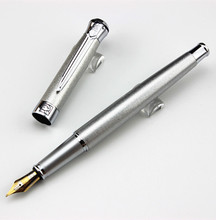 Buy PICASSO 903 GLOSS Pearl Silver 0.5MM NIB FOUNTAIN PEN NEW for $10.20 in AliExpress store