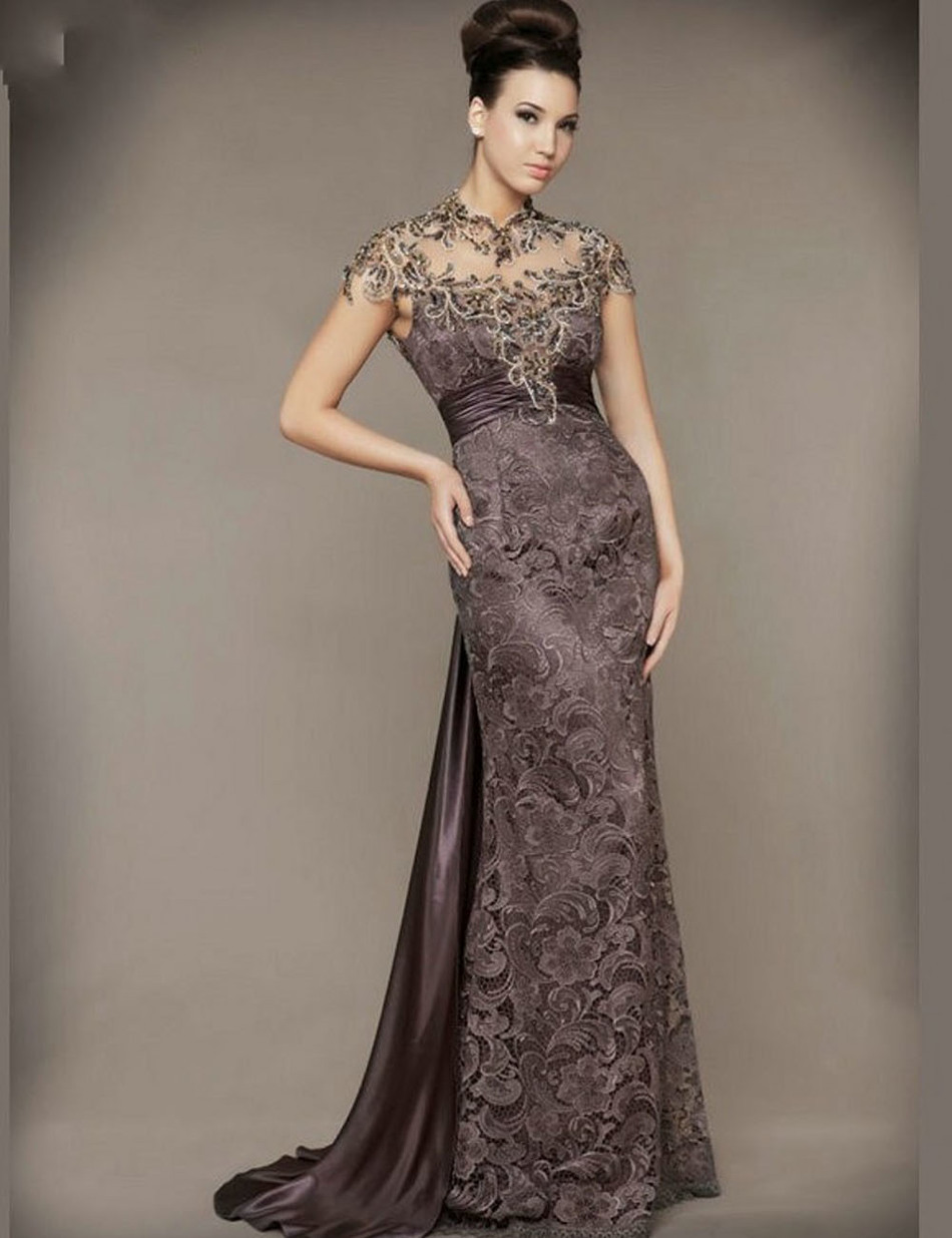 Mother of the groom long evening dresses