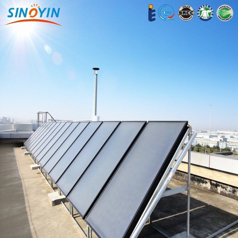 Solar Water Heater Flat Plate Solar Collector(China (Mainland))