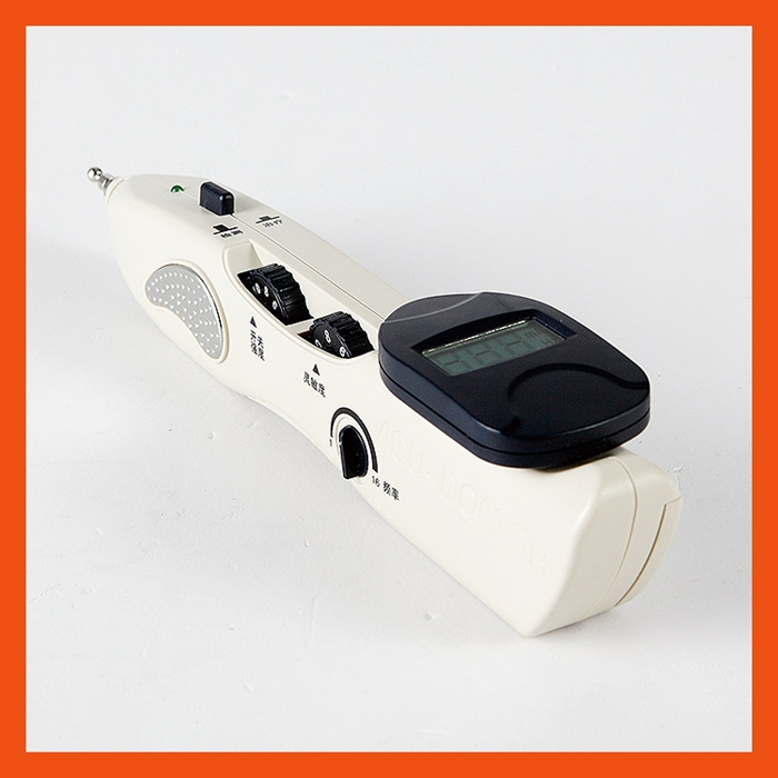 Pointer Excel Digital Electronic Acupunture Pen & Pressure Point Locator Machine(China (Mainland))