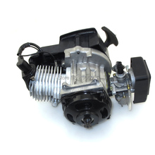 43cc 47cc 49cc 2 STROKE ENGINE MOTOR MINI QUAD ROCKET POCKET BIKE(China (Mainland))