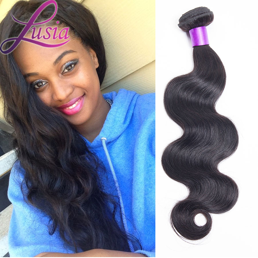 Top Grade 7a Virgin Hair 1 Bundle Virgin Unprocessed Brazillian Body Wave Hair Ms Lula Brazilian Virgin Hair Body Wave