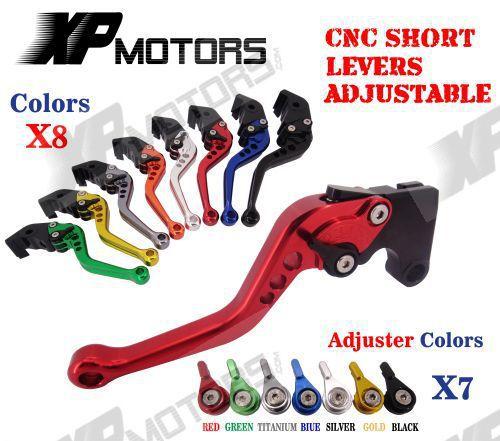 CNC Clutch Brake Levers For CB599/600 Hornet CB919 CBR600 F4i CBR900RR VTX1300<br><br>Aliexpress