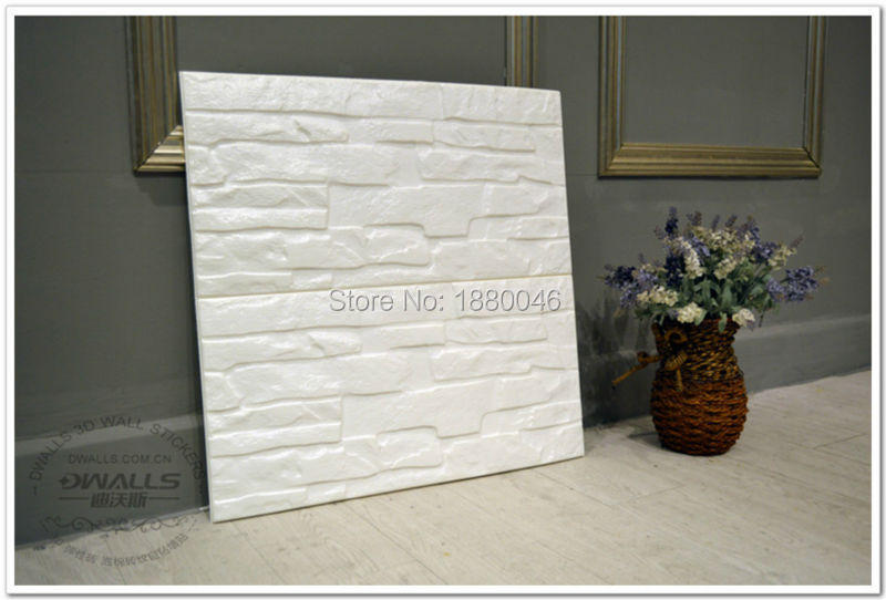 10pcs 60 60cm new pe foam 3d flexiable brick 3d wall panel for 3d brick wall covering