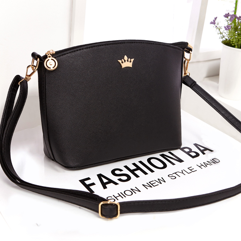 Trend 2015 women's handbag cross small bag shell bag fashion women's messenger PU bag Very good quality handbag.(China (Mainland))
