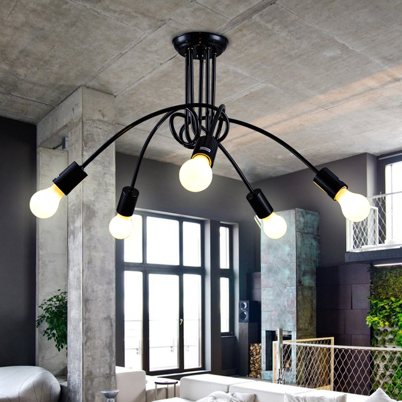 The simplicity of modern American designer brand personality living room bedroom office shops ceiling lamps(China (Mainland))