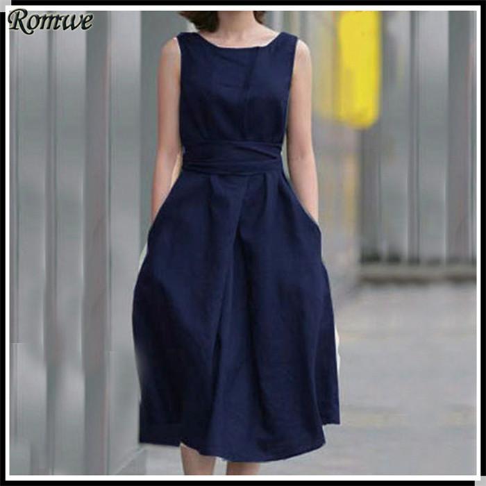 Женское платье ROMWE 2015 Vestidos RDRE150324184