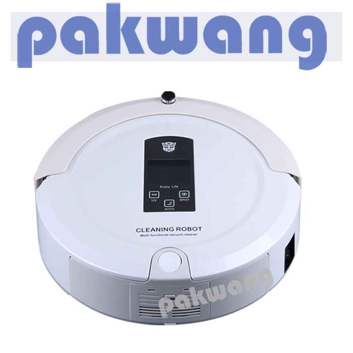 Mini Cleaner Good Robot Vacuum Cleaner with Best Quality SQ-A325(China (Mainland))