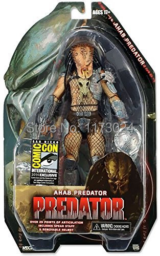 Pop  Classic Horror Sci-Fi Movie Predators Ahab Predator Limited Edition NECA Exclusive SDCC 2014 7 Figure Toys New Box<br><br>Aliexpress