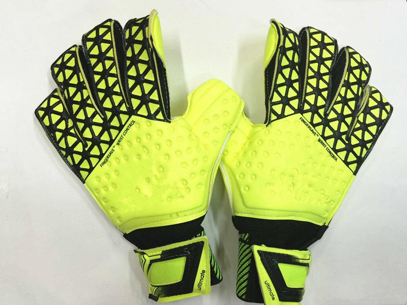 2016 newest Latex Soccer Predator Allround Professional Goalkeeper Gloves Goalie Bola De Futebol Gloves Luva De Goleir G-005(China (Mainland))