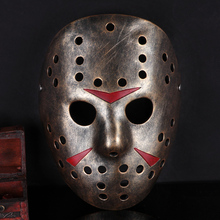 Buy Hotsale 1pcs Freddy Vs Jason Theme Resin Horror Halloween Hockey Cosplay Costume Mask Masquerade Masks Carnival Scary Masks for $24.48 in AliExpress store