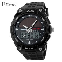 relogio masculino digital Sport Watch 50M Waterproof Multifunction Climbing Dive LCD Digital Watches men's Wristwatch 5 Color58
