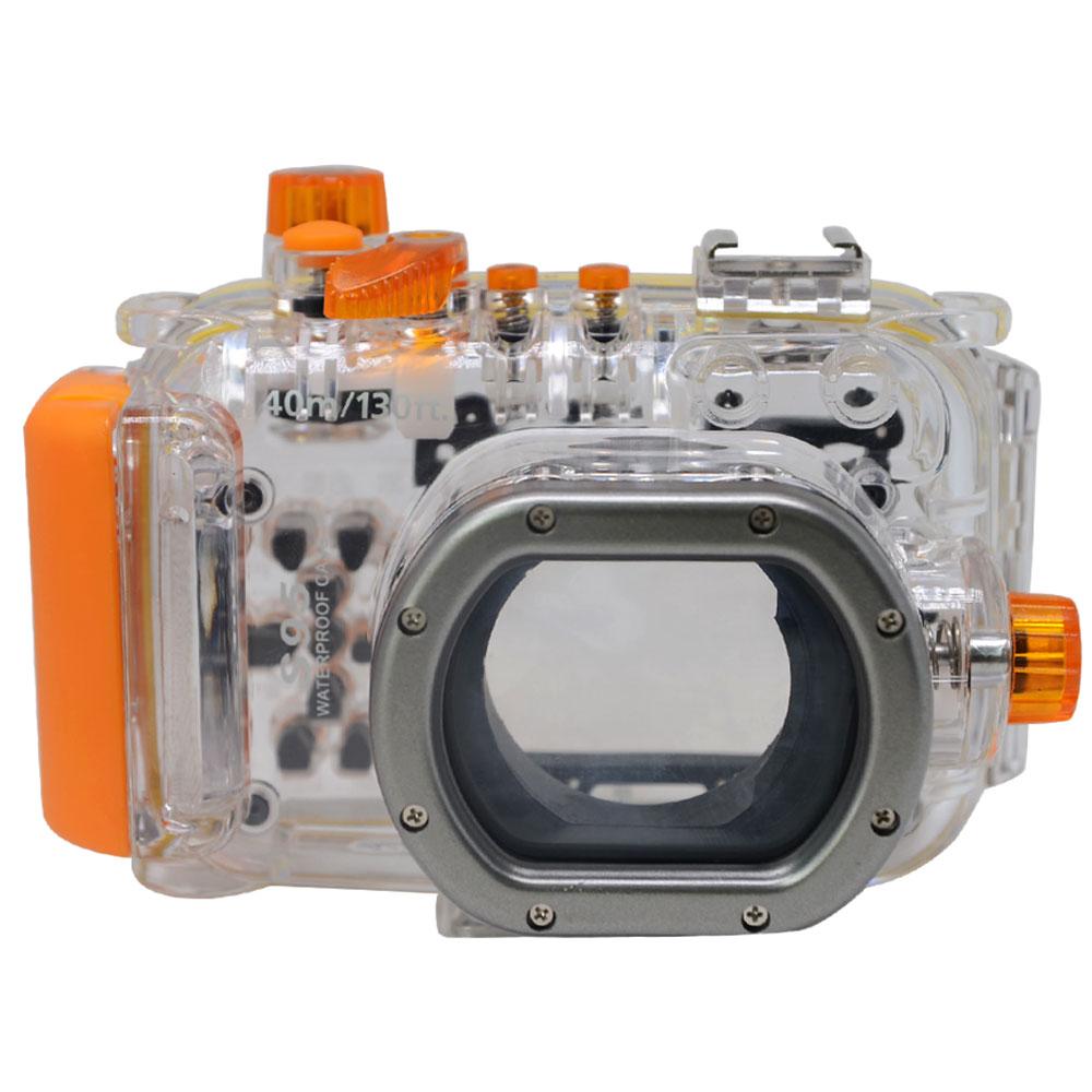 Mcoplus 40м глубине 130 футов Водонепроницаемый подводный бокс камеры Сумка для Canon S95