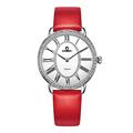 Luxury brands CASIMA quartz watch Bracelet watches women business casual stainless steel diamond ladies watch relogio