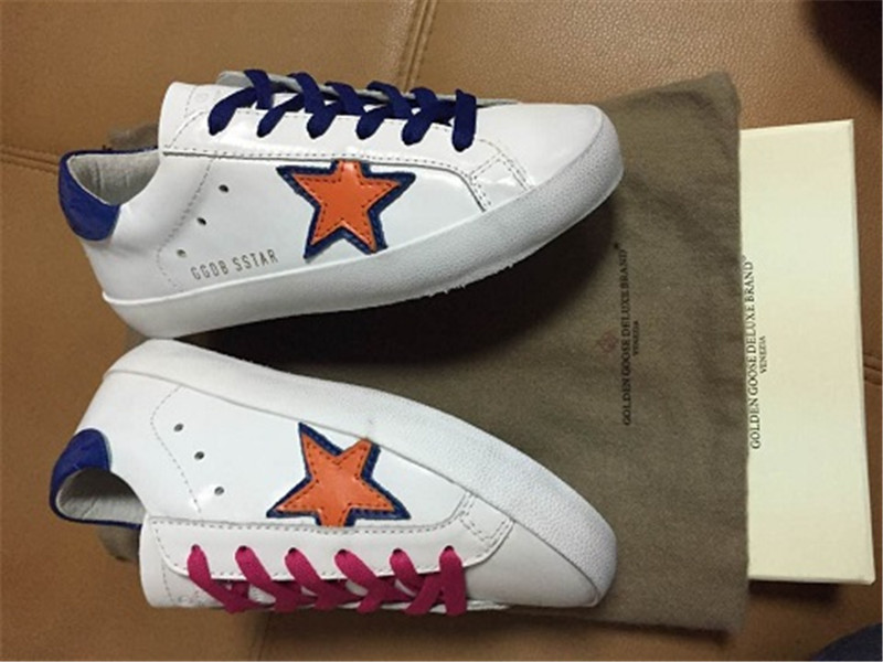 Italy Brand Original Golden Goose Women Casual Shoes GGDB Men White Shoes Scarpe Superstar 2016 Zapatos De Hombres Chaussure