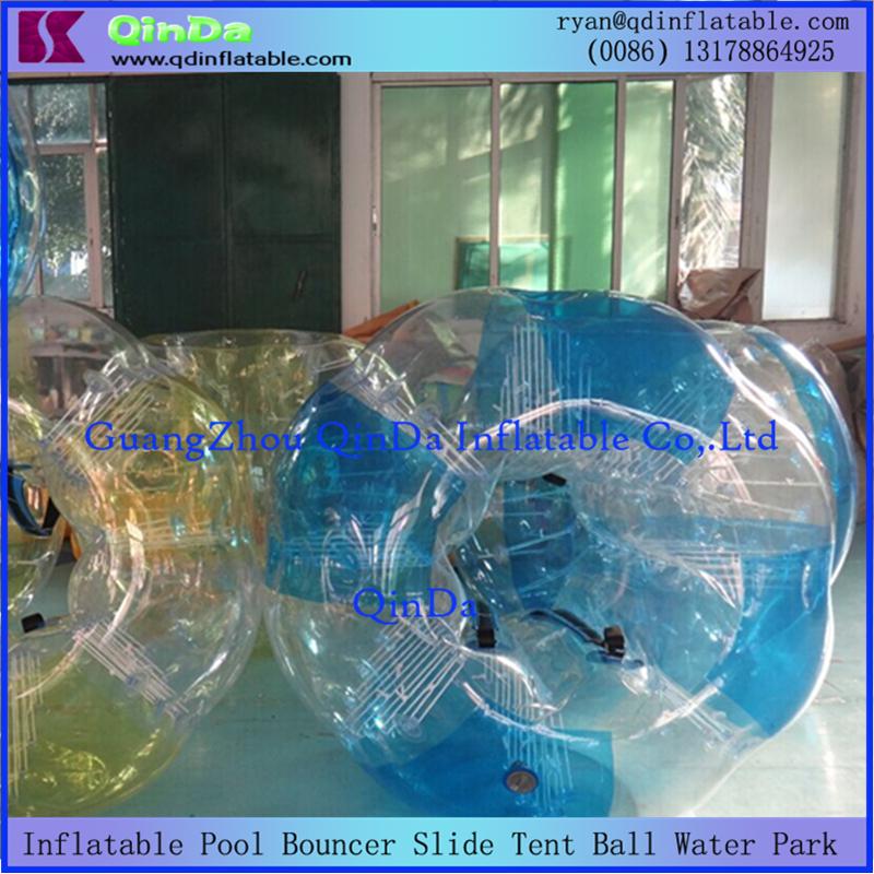 Wholesale bubble knocker ball/ bubble soccer ,bumper ball rent, inflatable knock ball<br>