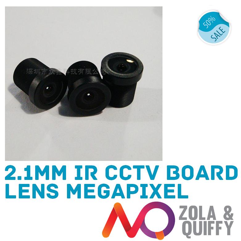 Foscam Cameras M12 mount 2.1mm IR CCTV Board Lens Megapixel for CCTV Security Cameras(China (Mainland))