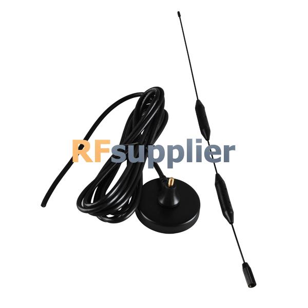 9DBi 800 / 900 / 1800 / 1900 / 2100 мГц 3 г внешней антенной GSM / UMTS / HSPA / CDMA FME