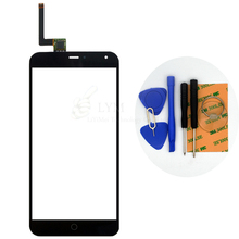 "Buy Black TP Meizu M1 Note M 1 Note 5.5"" Touch Screen Digitizer Glass Panel Sensor Phone Replacement Part Free Shipping+Tools for $8.29 in AliExpress store"